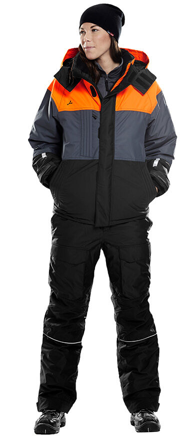 winterjacket airtech trousers stay warm